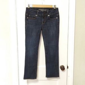 Denim - Amwrican eagle outfitters Artist Crop Stretch jean